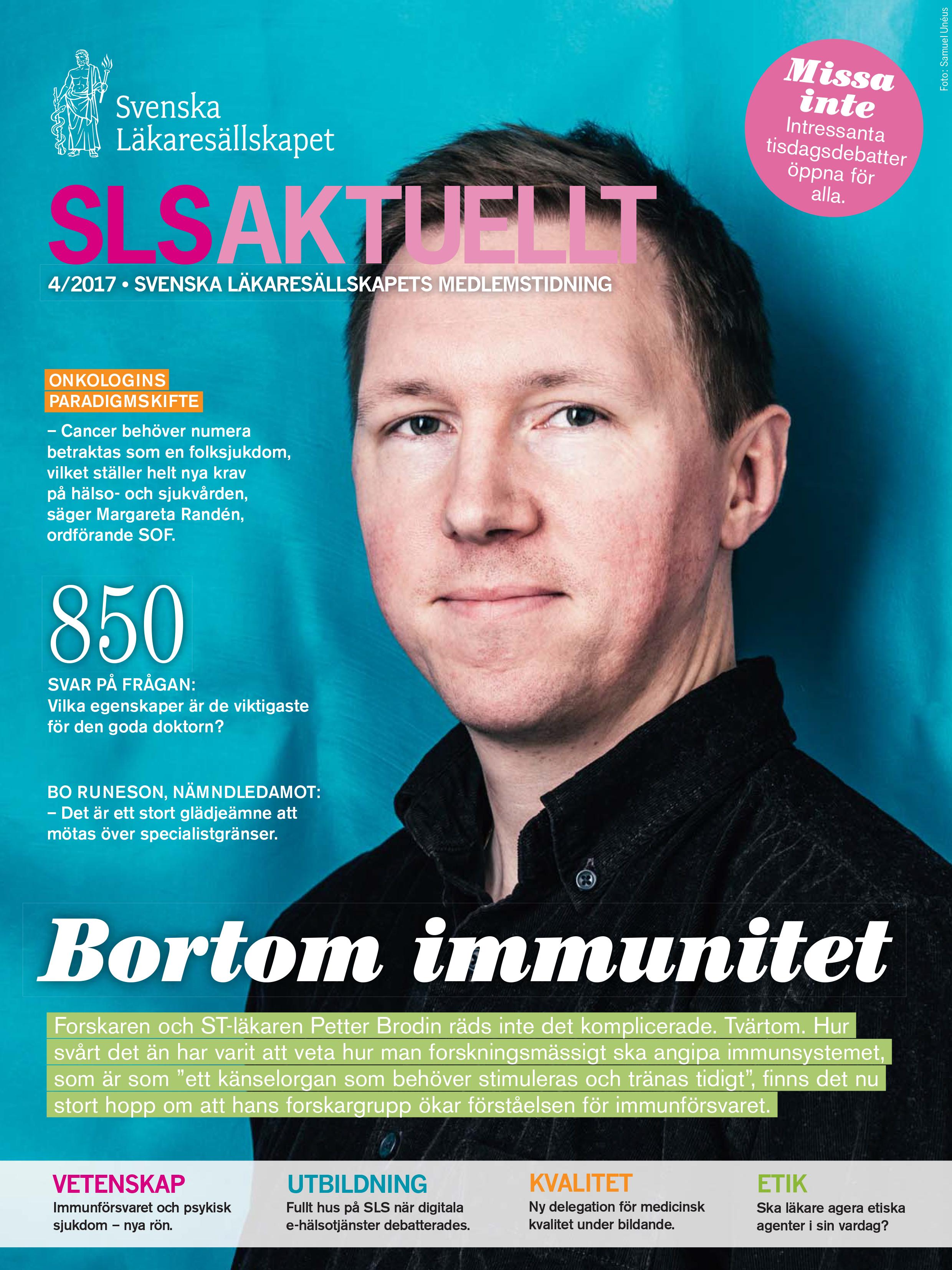 Svenske lakaren inte etiskt korrekt